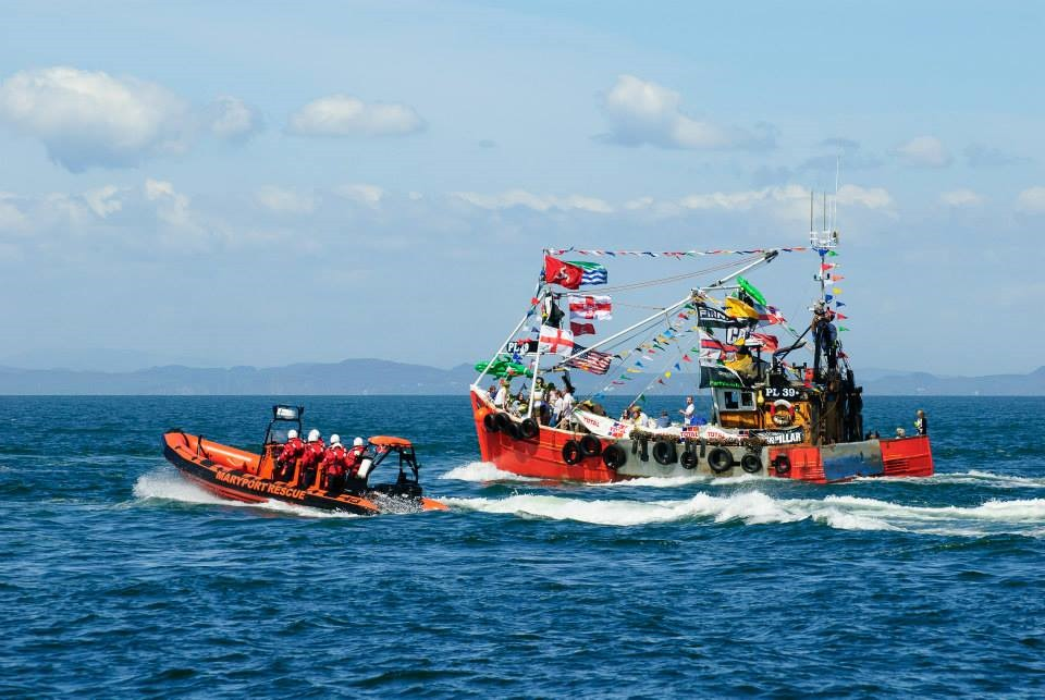 Maryport Trawler Race 2018 – June 30th 2018